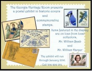 stamp exhibit